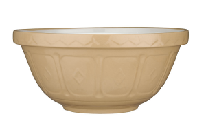 Ceramic mixing bowl by Mason & Cash (RRP £20)