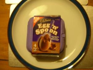 Egg n spoon