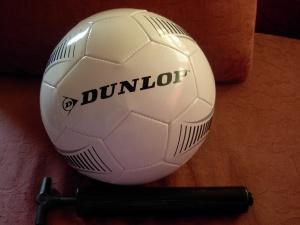 Football & pump