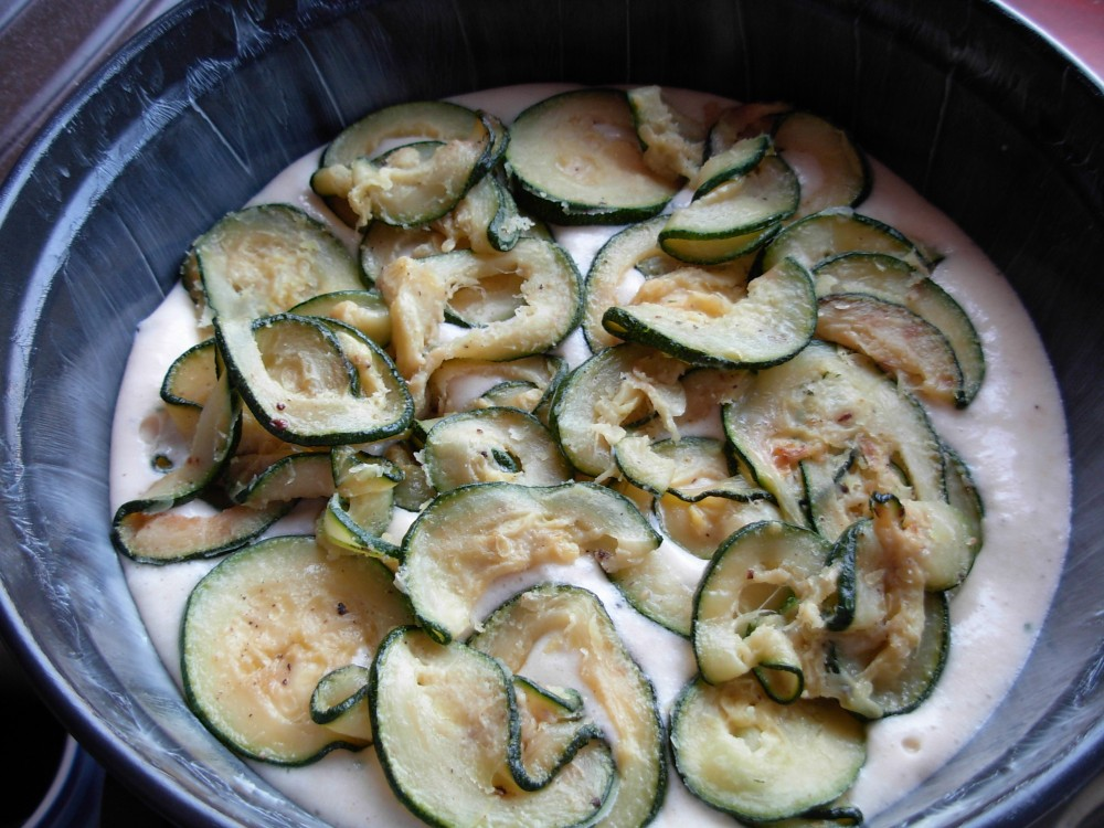 17 - Courgettes