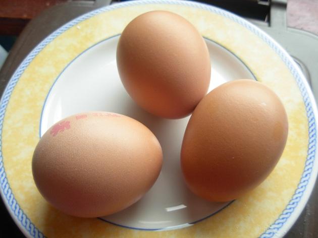2 - eggs
