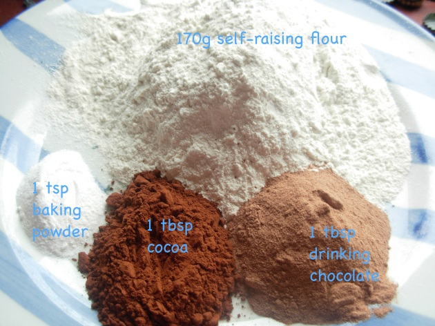4 - dry ingredients
