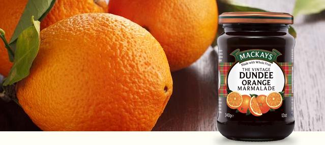 Vintage Dundee Orange Marmalade