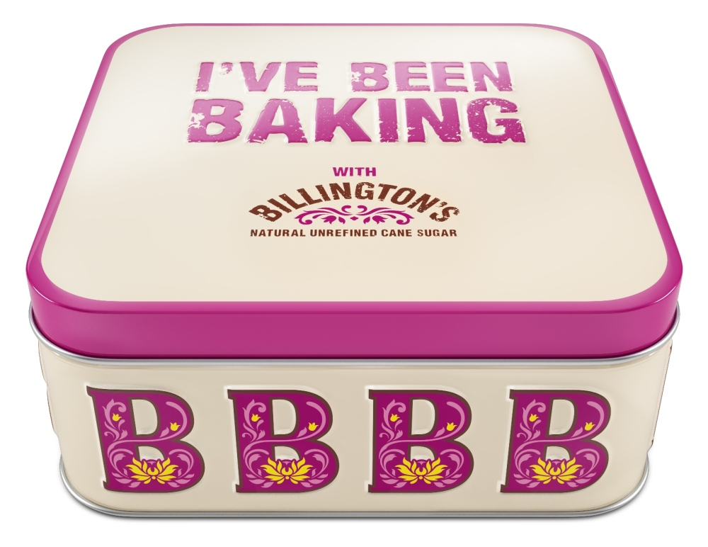 Billingtons cake tin