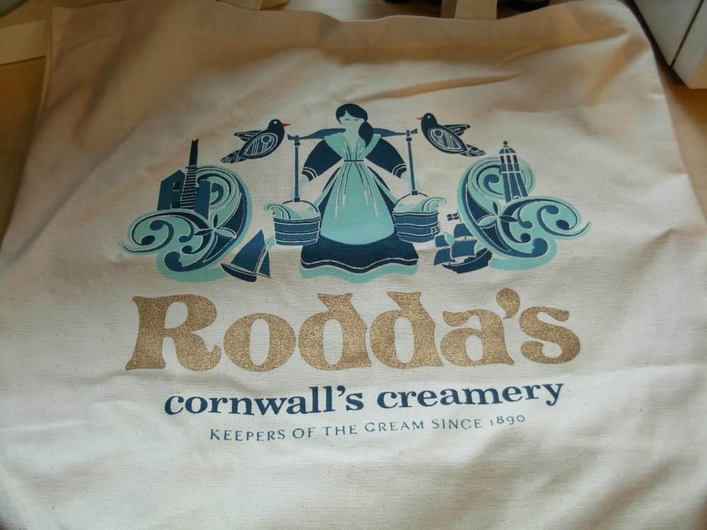 Rodda's shopper