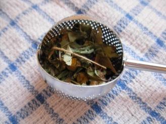 bedtime herb tea