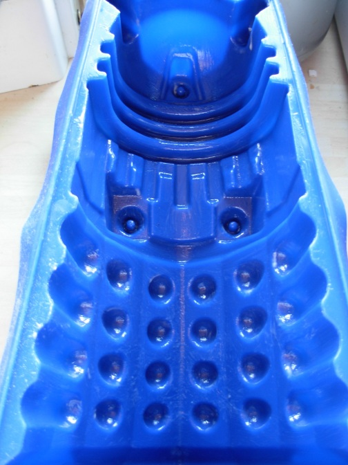 greased Dalek