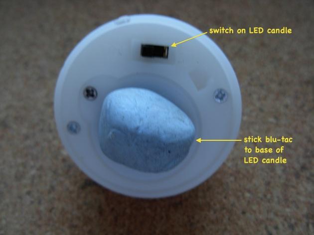 Ood brain - blu tac