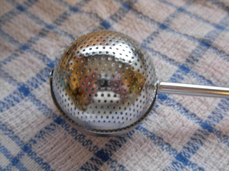 OXO tea ball