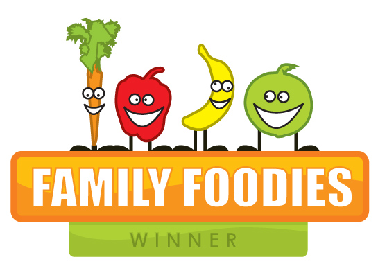 Family Foodie Winner