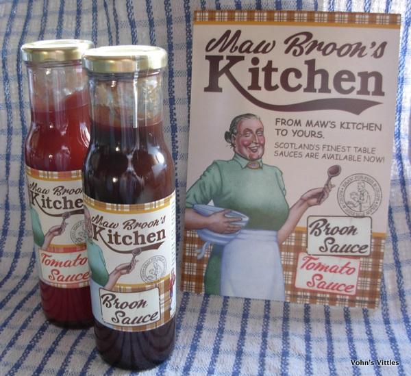 maw broon sauce