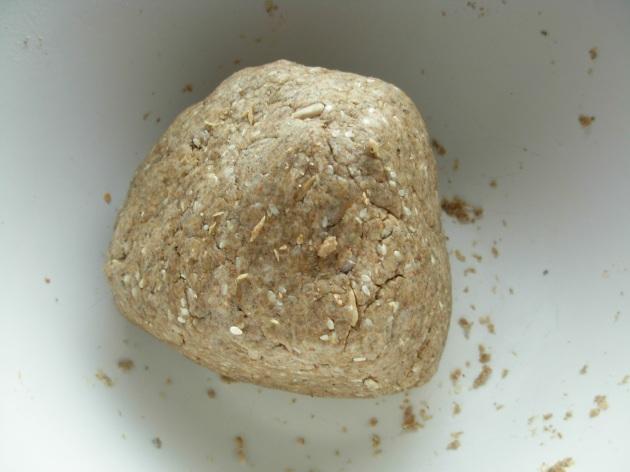 Rye dough