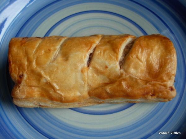 Hopetoun sausage roll