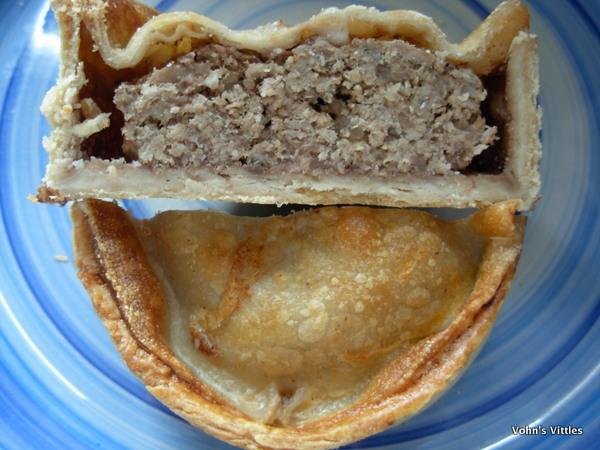 Hopetoun Scotch pie filling